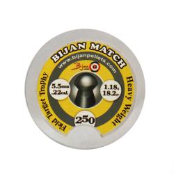 ساچمه بیژن کالیبر 5.5 گرین18